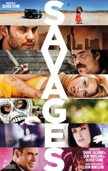 Savages (2012) cover
