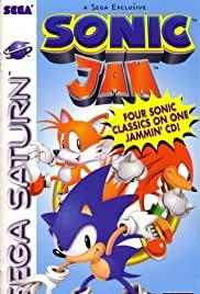 Sonic Jam (1997) cover