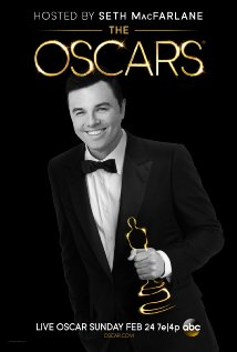 The 85th Oscars (2013) cover