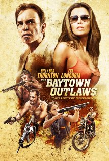The Baytown Outlaws (2012) cover