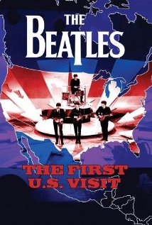 The Beatles: The First U.S. Visit 1991 poster