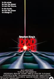 The Dead Zone (1983) cover