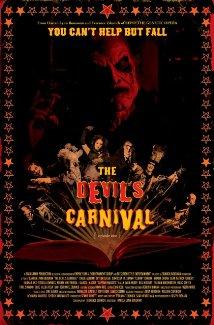 The Devil's Carnival (2012) cover