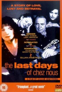 The Last Days of Chez Nous 1992 poster