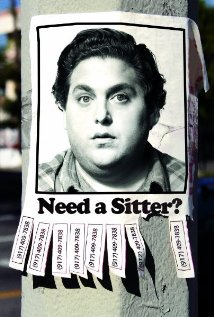 The Sitter 2011 poster