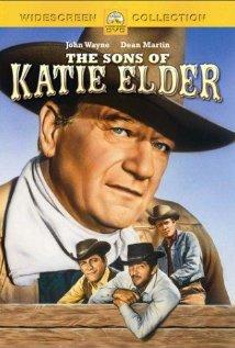 The Sons of Katie Elder (1965) cover