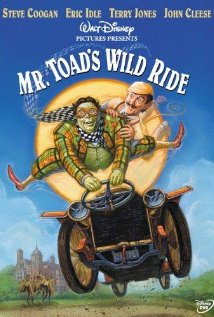 The Wind in the Willows (1996) cover