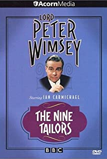 The Nine Tailors 1974 poster