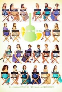 As Brasileiras 2012 poster