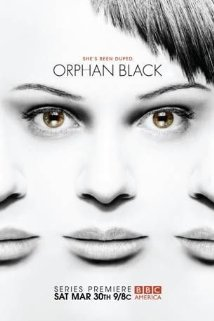 Orphan Black 2013 poster