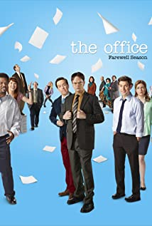 The Office (2005) cover