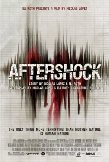 Aftershock (2012) cover