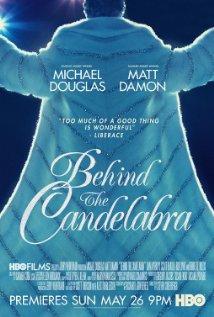 Behind the Candelabra 2013 poster