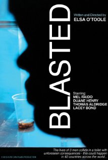 Blasted (2013) cover