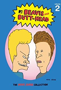 Beavis and Butt-Head (1993) cover
