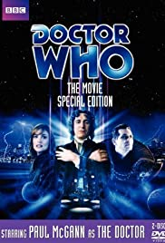 Doctor Who (1996) cover
