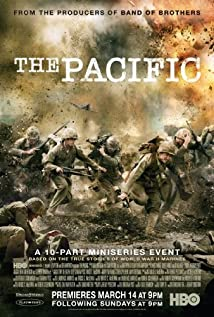 The Pacific (2010) cover
