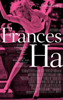 Frances Ha (2012) cover