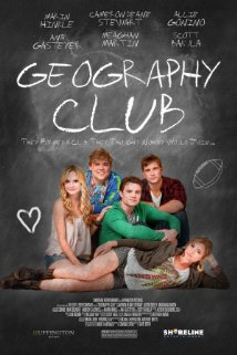 Geography Club (2013) cover