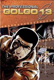 Golgo 13 (1983) cover