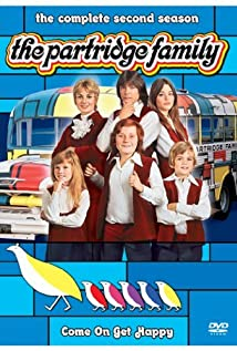The Partridge Family 1970 poster