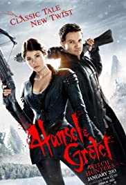 Hansel & Gretel: Witch Hunters 2013 poster