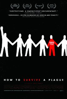 How to Survive a Plague 2012 poster