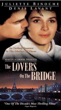 Les amants du Pont-Neuf (1991) cover