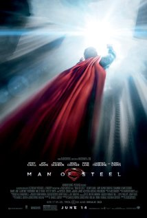 Man of Steel (2013) cover