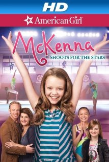 McKenna Shoots for the Stars (2012) cover