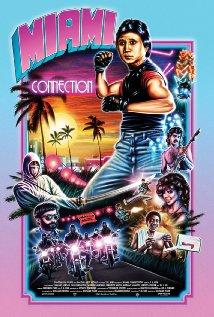 Miami Connection (1987) cover