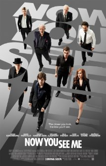 Now You See Me (2013) cover
