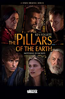 The Pillars of the Earth (2010) cover