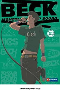 Beck: Mongolian Chop Squad (2004) cover