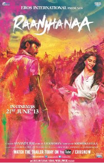 Raanjhanaa (2013) cover