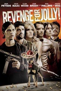 Revenge for Jolly! (2012) cover