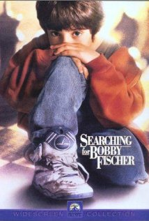Searching for Bobby Fischer (1993) cover
