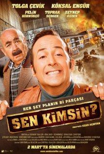 Sen Kimsin (2012) cover