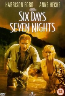 Six Days Seven Nights (1998) cover