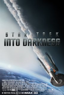 Star Trek Into Darkness (2013) cover