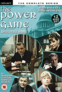 The Power Game 1965 poster