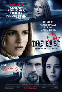 The East (2013) cover