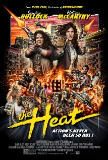 The Heat (2013) cover