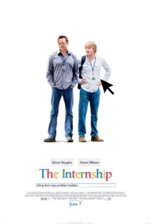 The Internship (2013) cover