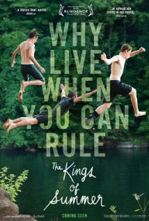 The Kings of Summer (2013) cover