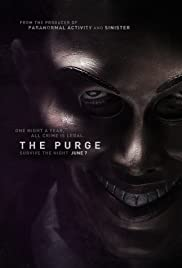 The Purge (2013) cover