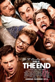 This Is the End (2013) cover