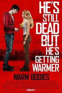 Warm Bodies (2013) cover