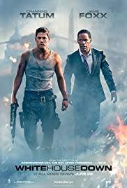 White House Down (2013) cover