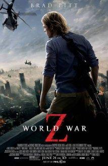 World War Z (2013) cover